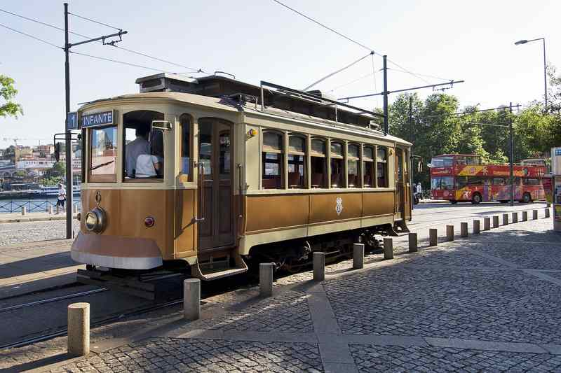 AP Academy Porto City Tram