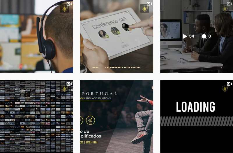 Instagram ap portugal