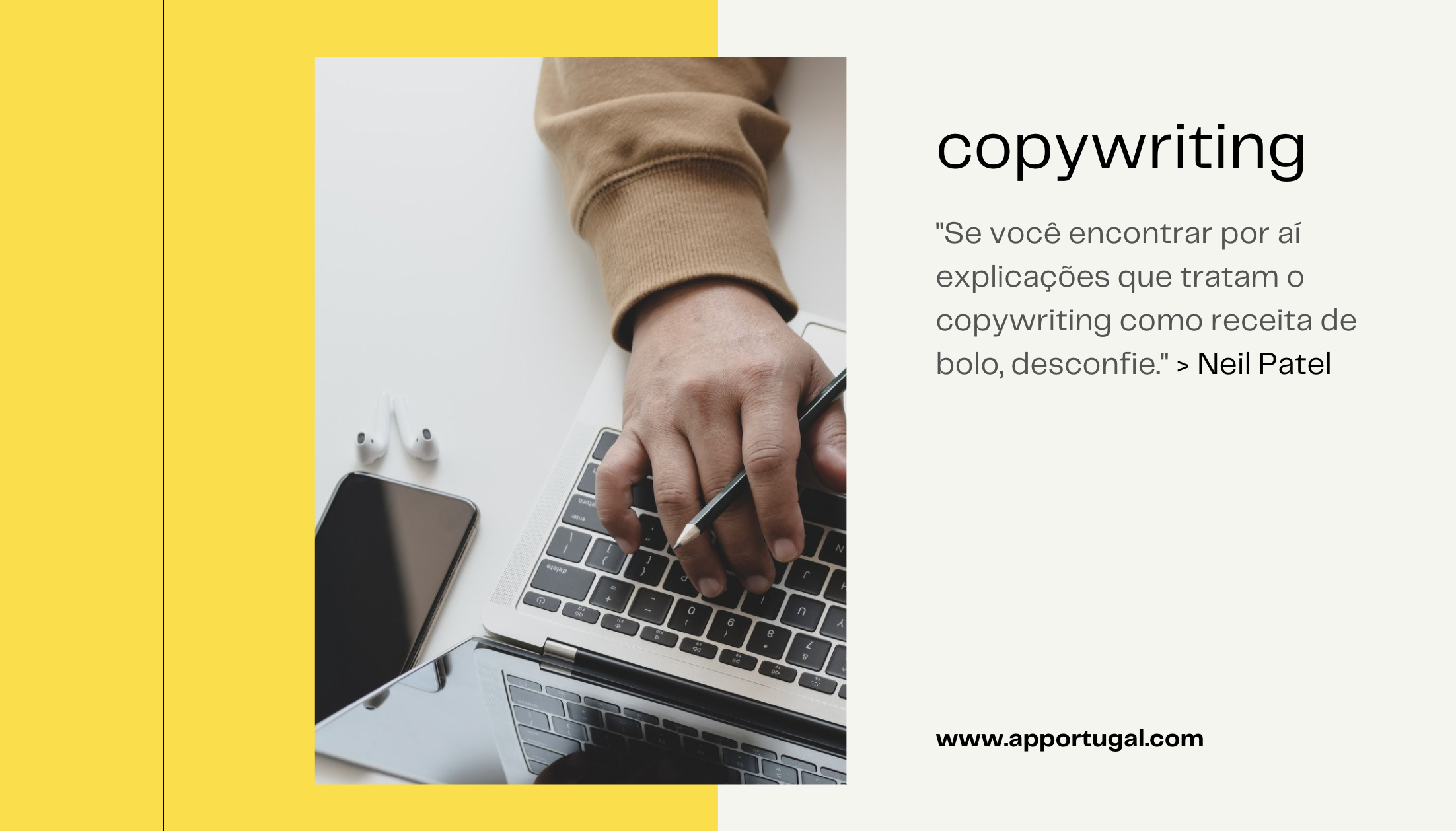 ap portugal copywriting