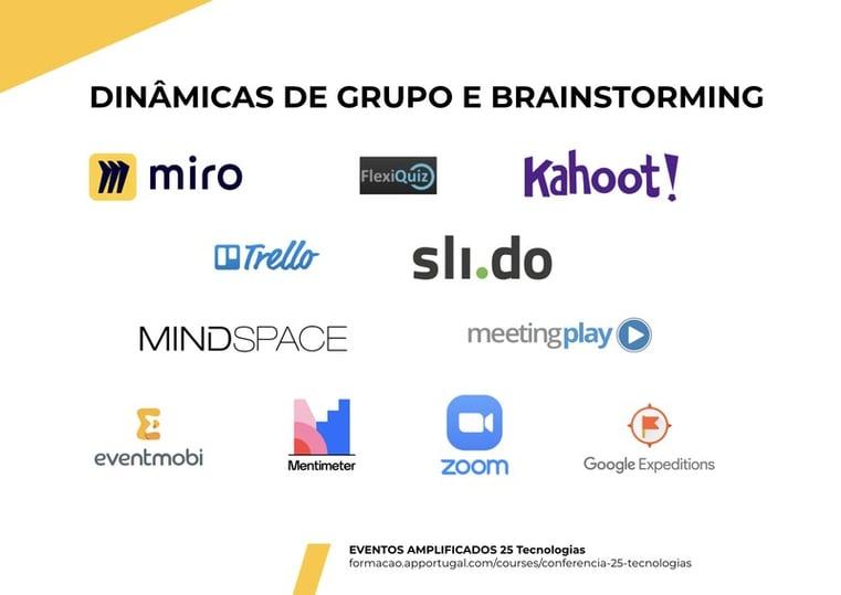 dinamicas de grupo brainstorming ap portugal
