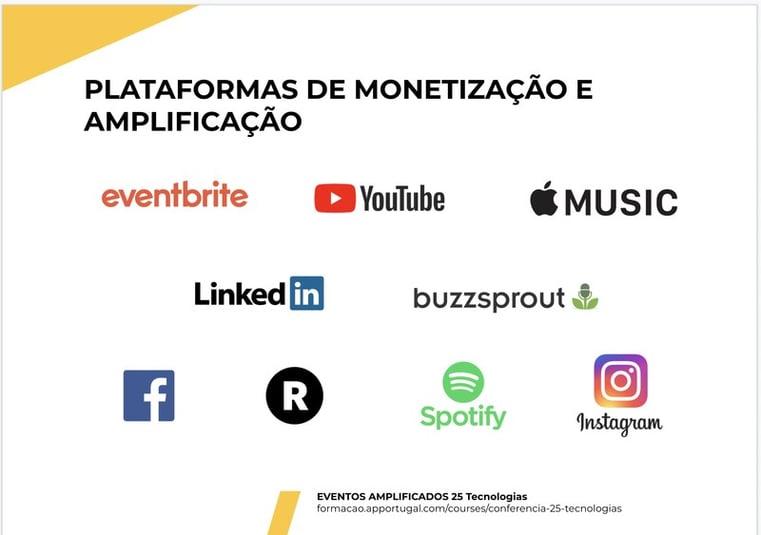 monetizacao e amplificacao ap portugal
