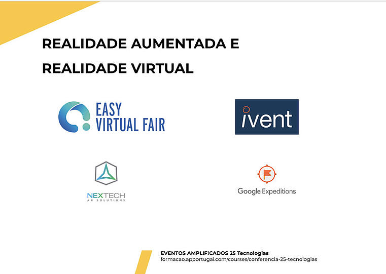 tecnologia realidade aumentada virtual ap portugal