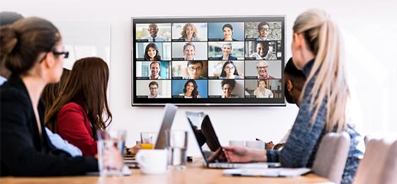 Este é um texto sobre Zoom: saiba mais sobre livestreaming, eventos híbridos e reuniões digitais